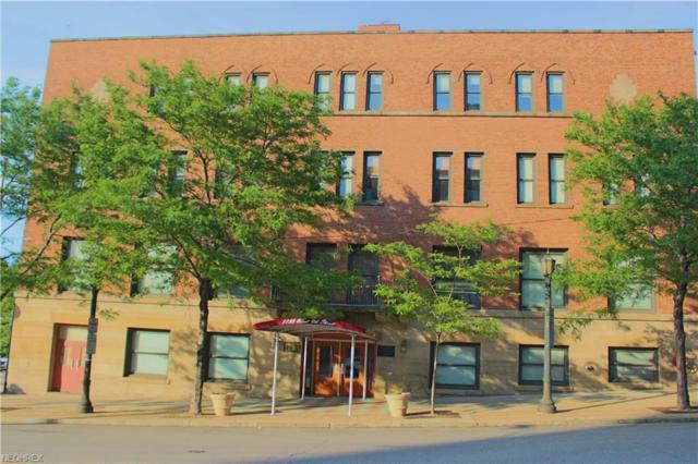 1133 W 9th St #407, Cleveland, OH 44113 (MLS #4021053) :: The Crockett Team, Howard Hanna