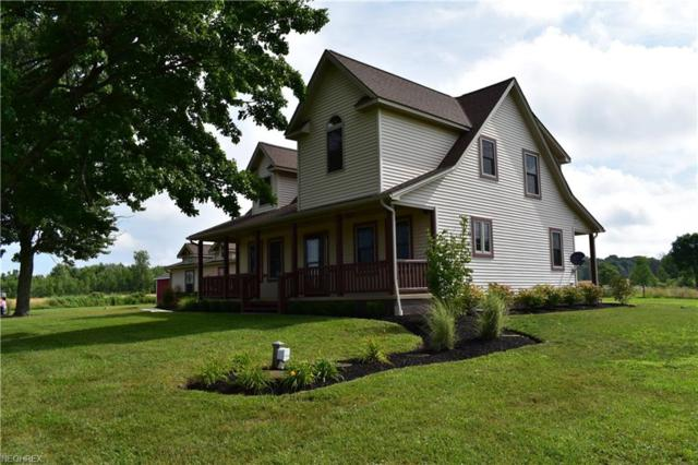 7461 Clay St, Thompson, OH 44086 (MLS #4021464) :: Keller Williams Chervenic Realty