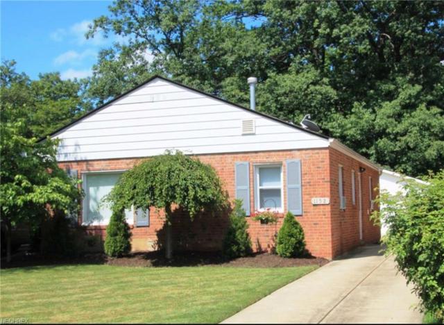 1152 Elmwood Rd, Mayfield Heights, OH 44124 (MLS #4021493) :: The Crockett Team, Howard Hanna