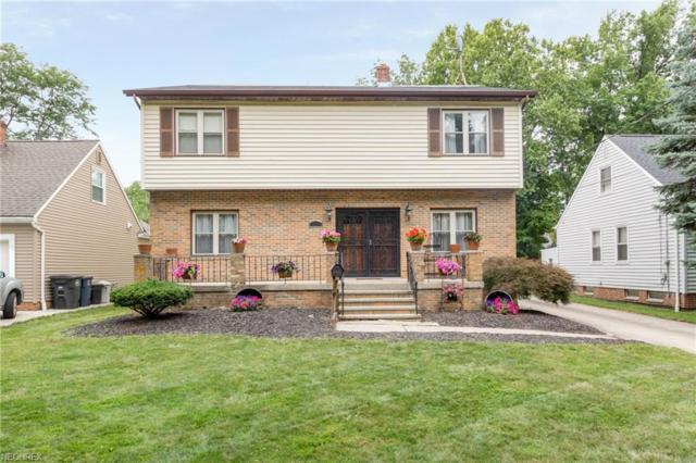 1700 Lyndhurst Rd, Lyndhurst, OH 44124 (MLS #4021815) :: The Crockett Team, Howard Hanna
