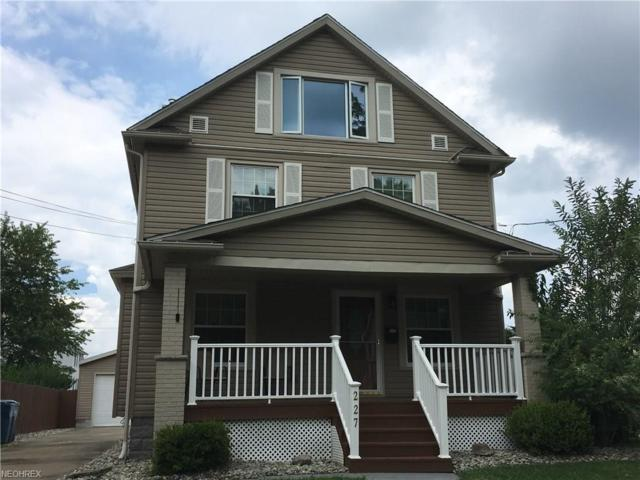 227 Oak Knoll Ave, Newton Falls, OH 44444 (MLS #4021979) :: The Crockett Team, Howard Hanna