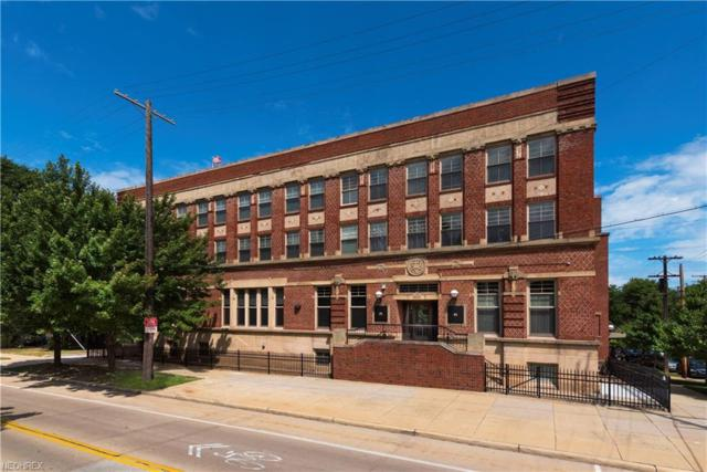 3200 Franklin Blvd #112, Cleveland, OH 44113 (MLS #4022810) :: The Crockett Team, Howard Hanna