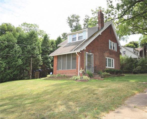 1614 Huguelet St, Akron, OH 44305 (MLS #4022947) :: Keller Williams Chervenic Realty