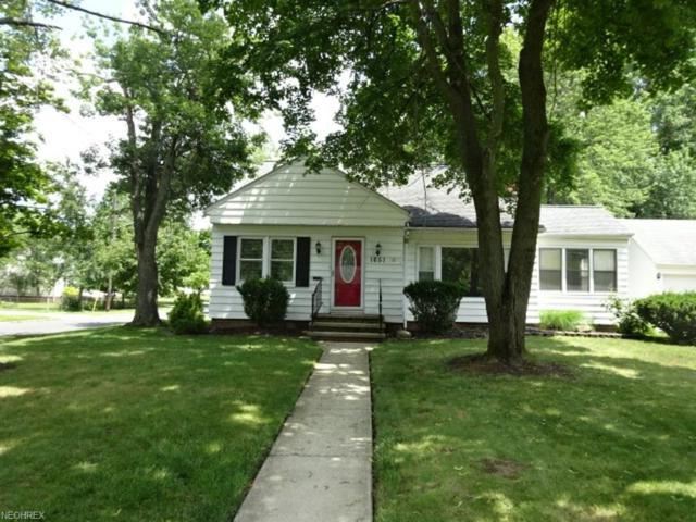 1651 Sunview Rd, Lyndhurst, OH 44124 (MLS #4023110) :: The Crockett Team, Howard Hanna