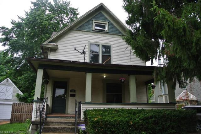 88 Dodge Ave, Akron, OH 44302 (MLS #4024196) :: The Crockett Team, Howard Hanna