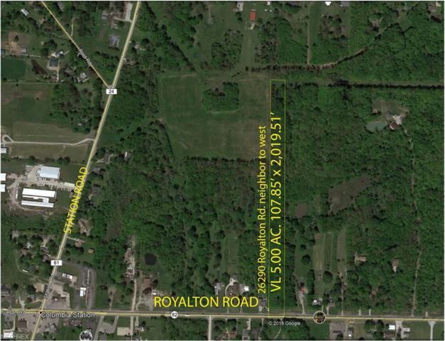 Royalton Rd, Columbia Station, OH 44028 (MLS #4024483) :: The Crockett Team, Howard Hanna