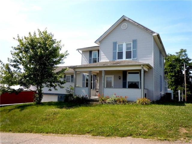 214 Carl St, Barnesville, OH 43713 (MLS #4024645) :: The Crockett Team, Howard Hanna