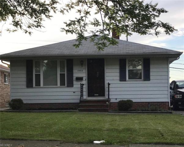 11413 Darlington Ave, Garfield Heights, OH 44125 (MLS #4024989) :: The Crockett Team, Howard Hanna