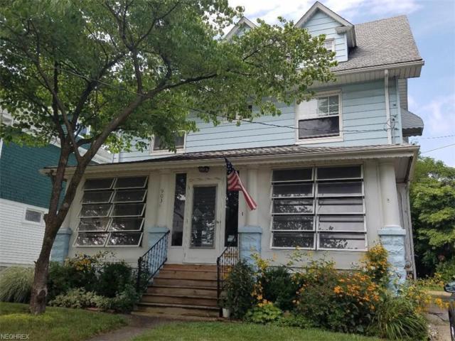903 Elmore Ave, Akron, OH 44302 (MLS #4025135) :: The Crockett Team, Howard Hanna