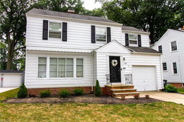 5280 Case Ave, Lyndhurst, OH 44124 (MLS #4025316) :: The Crockett Team, Howard Hanna