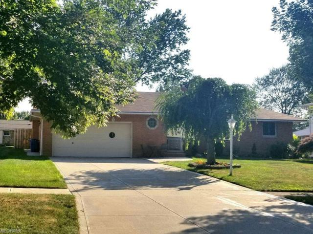 15975 Maureen Dr, Middleburg Heights, OH 44130 (MLS #4025386) :: The Crockett Team, Howard Hanna
