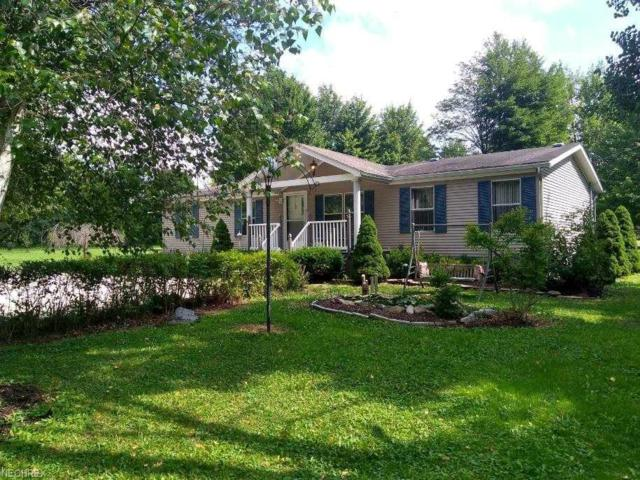 842 Greenville Road, Bristolville, OH 44402 (MLS #4025978) :: The Crockett Team, Howard Hanna