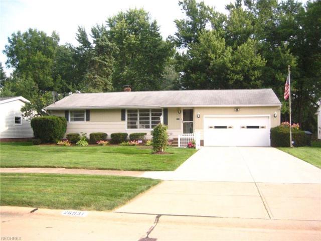 26931 Elizabeth Ln, Olmsted Township, OH 44138 (MLS #4026068) :: The Crockett Team, Howard Hanna