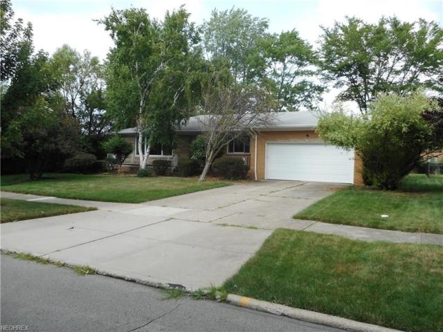 14716 Robert Dr, Middleburg Heights, OH 44130 (MLS #4026096) :: Keller Williams Chervenic Realty
