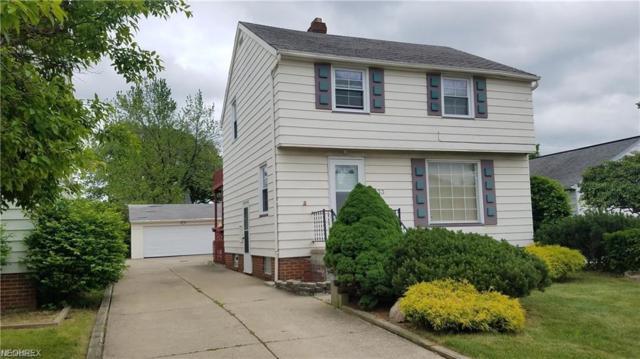 1533 Fruitland Ave, Mayfield Heights, OH 44124 (MLS #4026447) :: The Crockett Team, Howard Hanna