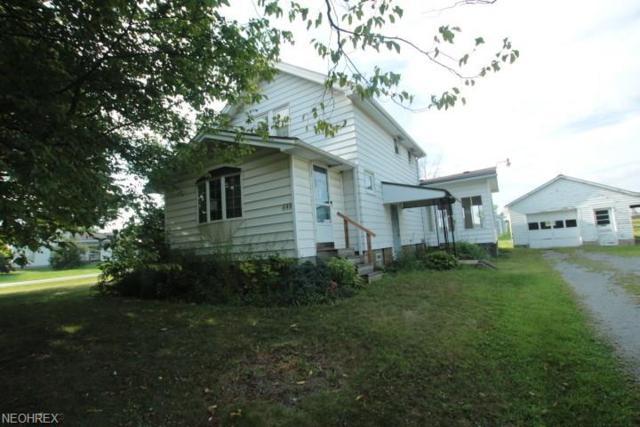 449 Johnson Plank Rd, Warren, OH 44481 (MLS #4026639) :: The Crockett Team, Howard Hanna