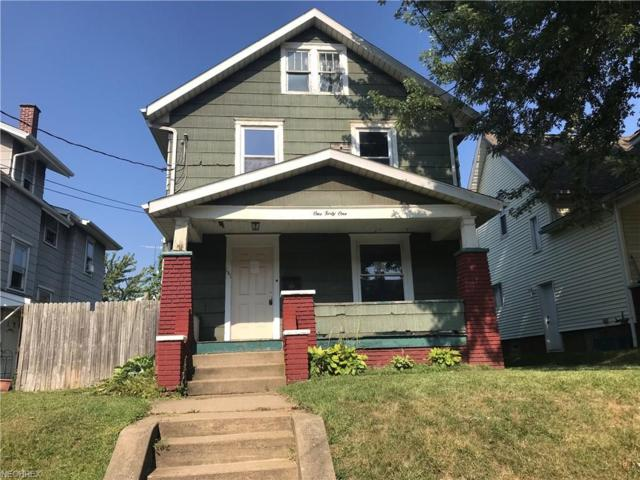 141 Columbus Ave NW, Canton, OH 44708 (MLS #4026681) :: The Kaszyca Team