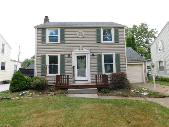 2745 Garfield Blvd, Lorain, OH 44052 (MLS #4026728) :: The Crockett Team, Howard Hanna