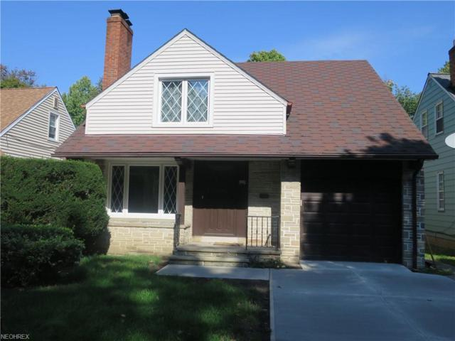 3991 Northampton Rd, Cleveland Heights, OH 44121 (MLS #4026886) :: RE/MAX Edge Realty