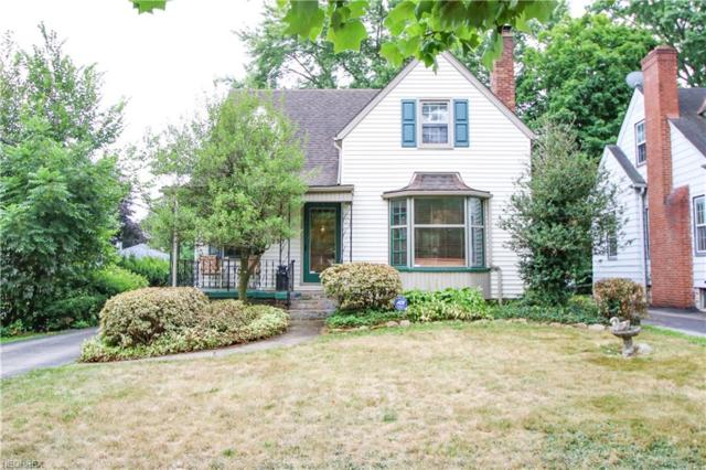 257 Lowell Ave, Youngstown, OH 44512 (MLS #4027434) :: RE/MAX Valley Real Estate