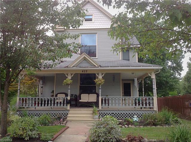 422 King St, Ravenna, OH 44266 (MLS #4027597) :: The Crockett Team, Howard Hanna