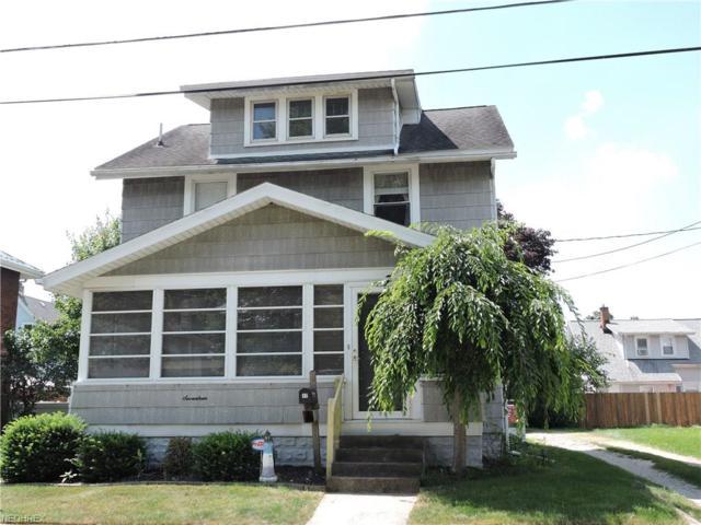 17 Ohio Ave NE, Massillon, OH 44646 (MLS #4027607) :: The Crockett Team, Howard Hanna