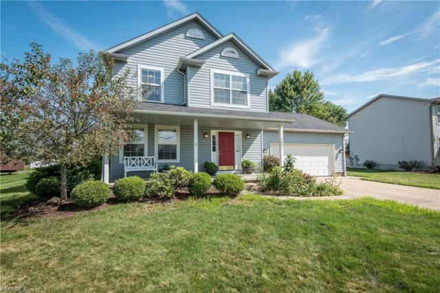 2601 Diamond St NE, North Canton, OH 44721 (MLS #4027841) :: The Kaszyca Team