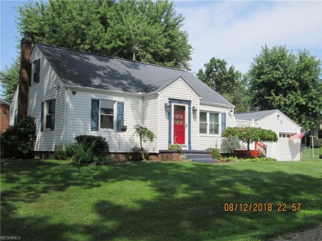 141 Mount Marie Ave NW, Canton, OH 44708 (MLS #4027876) :: The Kaszyca Team