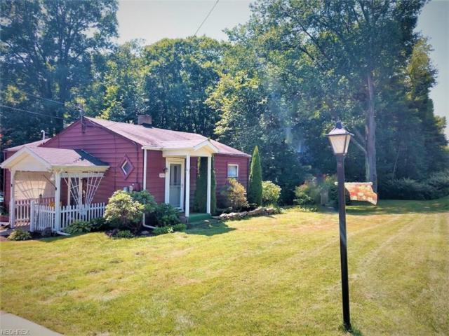3491 W Western Reserve Rd, Canfield, OH 44406 (MLS #4027931) :: Keller Williams Chervenic Realty