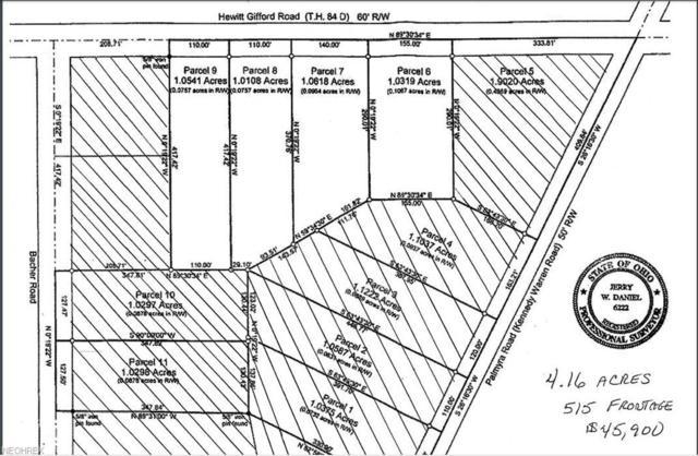 Hewitt Gifford, Lordstown, OH 44481 (MLS #4027934) :: RE/MAX Edge Realty