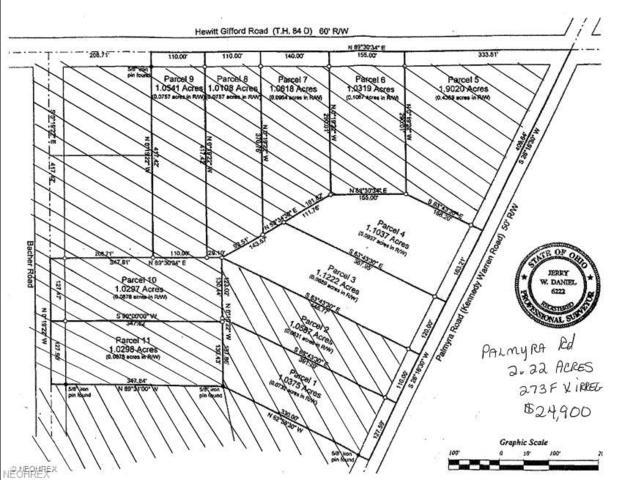 Palmyra, Lordstown, OH 44481 (MLS #4027998) :: The Crockett Team, Howard Hanna
