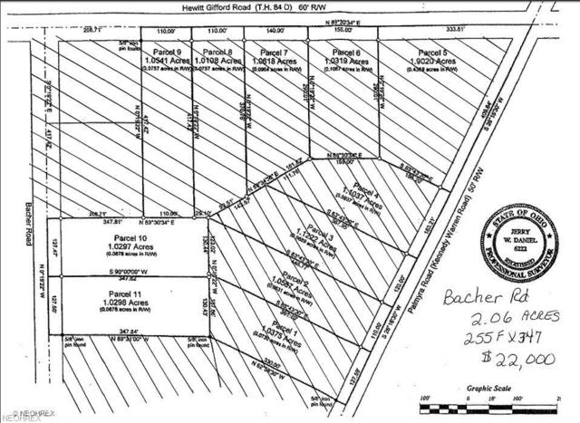 Bacher Rd, Lordstown, OH 44481 (MLS #4028006) :: The Crockett Team, Howard Hanna