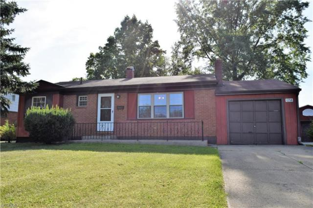 1258 Woodhurst Dr, Youngstown, OH 44515 (MLS #4028031) :: RE/MAX Valley Real Estate