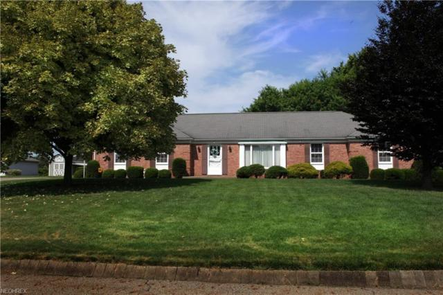 3301 Miles Ave NW, Canton, OH 44718 (MLS #4028192) :: The Kaszyca Team