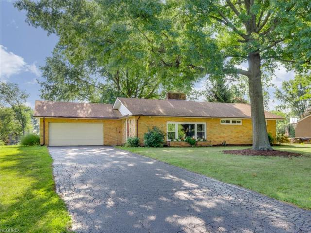 5912 Echodell Ave NW, North Canton, OH 44720 (MLS #4028194) :: The Kaszyca Team