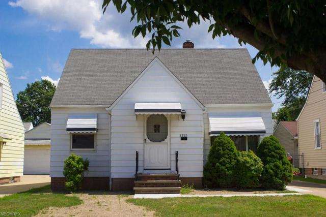 1751 Silver St, Wickliffe, OH 44092 (MLS #4028240) :: The Crockett Team, Howard Hanna