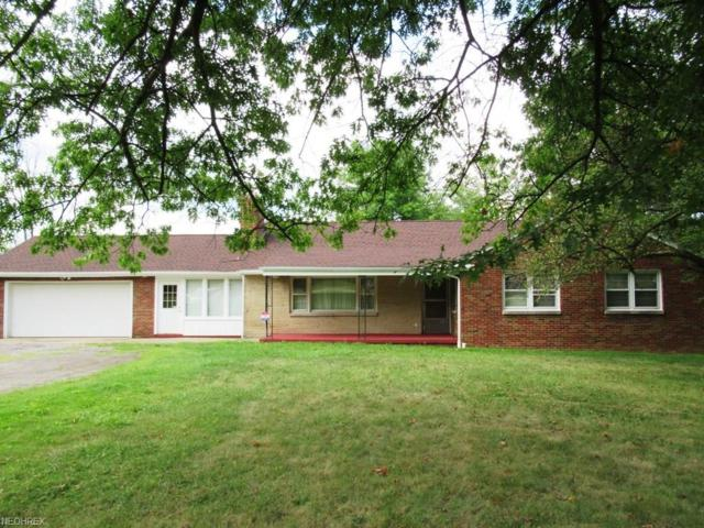 970 S Canfield Niles Rd, Youngstown, OH 44515 (MLS #4028750) :: RE/MAX Valley Real Estate