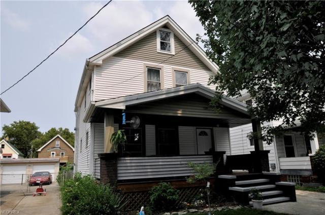3602 Cypress Ave, Cleveland, OH 44109 (MLS #4029749) :: The Crockett Team, Howard Hanna