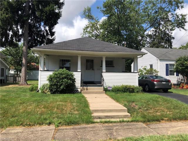 1096 Kenmore, Warren, OH 44484 (MLS #4029891) :: Keller Williams Chervenic Realty