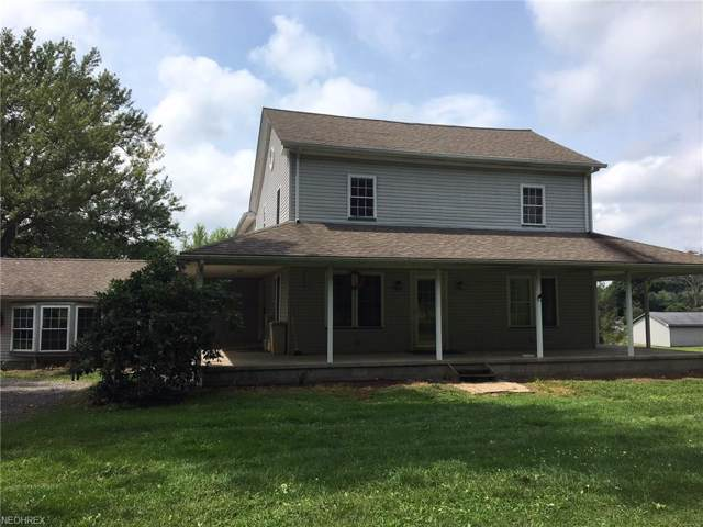 10576 New Buffalo Rd, North Lima, OH 44452 (MLS #4030209) :: Keller Williams Chervenic Realty