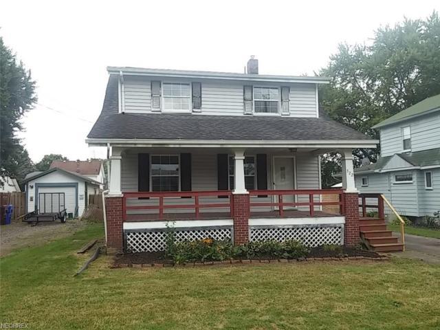 322 Arlington Blvd, Newton Falls, OH 44444 (MLS #4030486) :: PERNUS & DRENIK Team