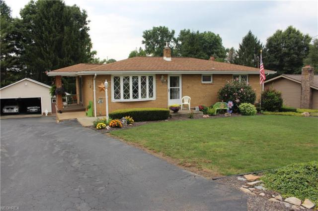116 Murphy Ave, Wintersville, OH 43953 (MLS #4030667) :: Keller Williams Chervenic Realty