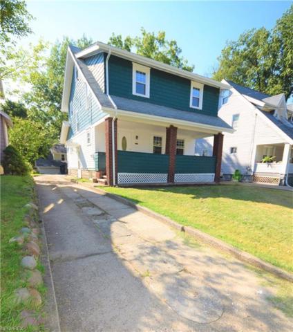 1190 Dayton St, Akron, OH 44310 (MLS #4032880) :: Keller Williams Chervenic Realty