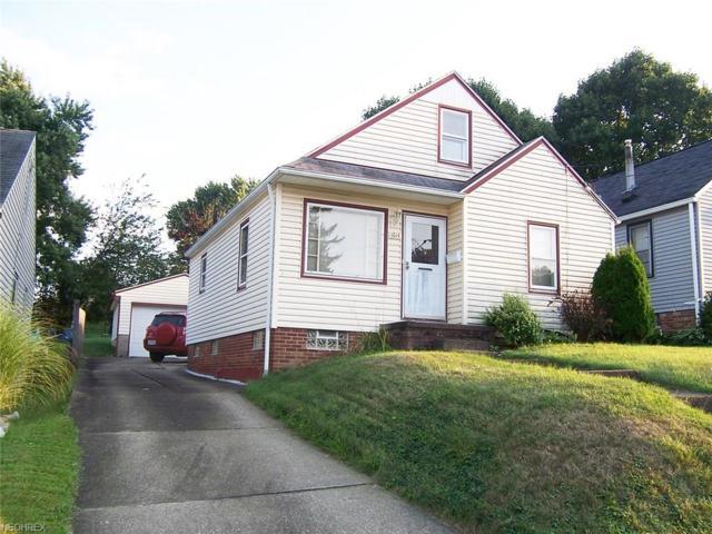 1614 Colonial Blvd NE, Canton, OH 44714 (MLS #4032962) :: The Crockett Team, Howard Hanna
