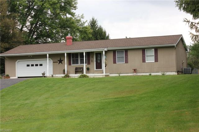 67448 Barrett Hill Rd, Cambridge, OH 43725 (MLS #4033107) :: Keller Williams Chervenic Realty