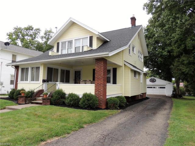 418 N Walnut St, Wooster, OH 44691 (MLS #4033542) :: Keller Williams Chervenic Realty