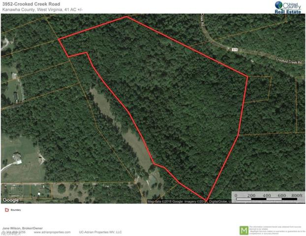 Crooked Creek Rd., Other, WV 25314 (MLS #4033604) :: Keller Williams Chervenic Realty