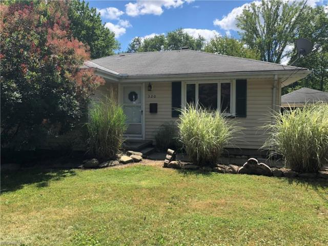 320 W Glendale St, Bedford, OH 44146 (MLS #4033617) :: RE/MAX Edge Realty