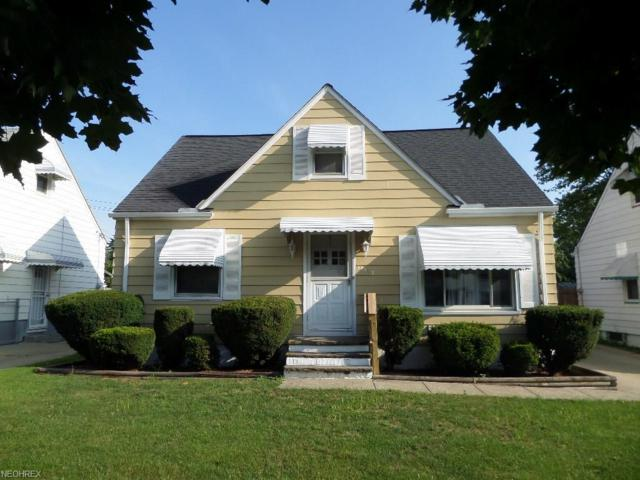 13105 York Blvd, Garfield Heights, OH 44125 (MLS #4033867) :: The Crockett Team, Howard Hanna