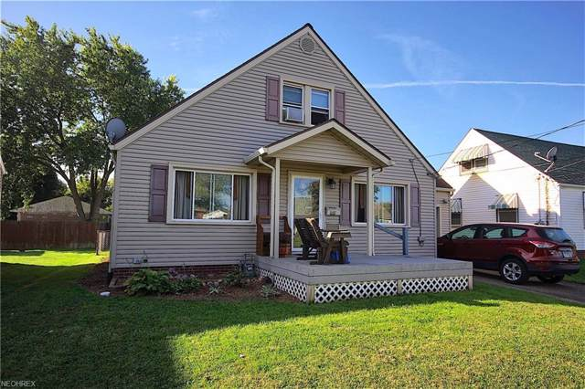3608 13th St SW, Canton, OH 44710 (MLS #4033924) :: RE/MAX Edge Realty